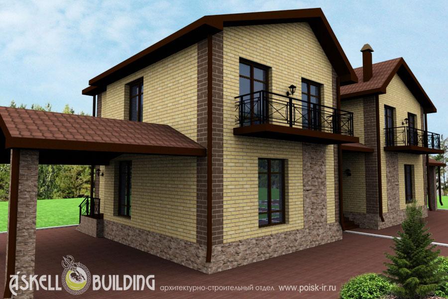 Фото чертежей частных домов