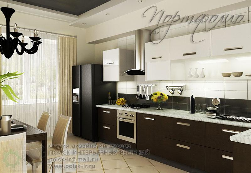 Шоколадная кухня фото