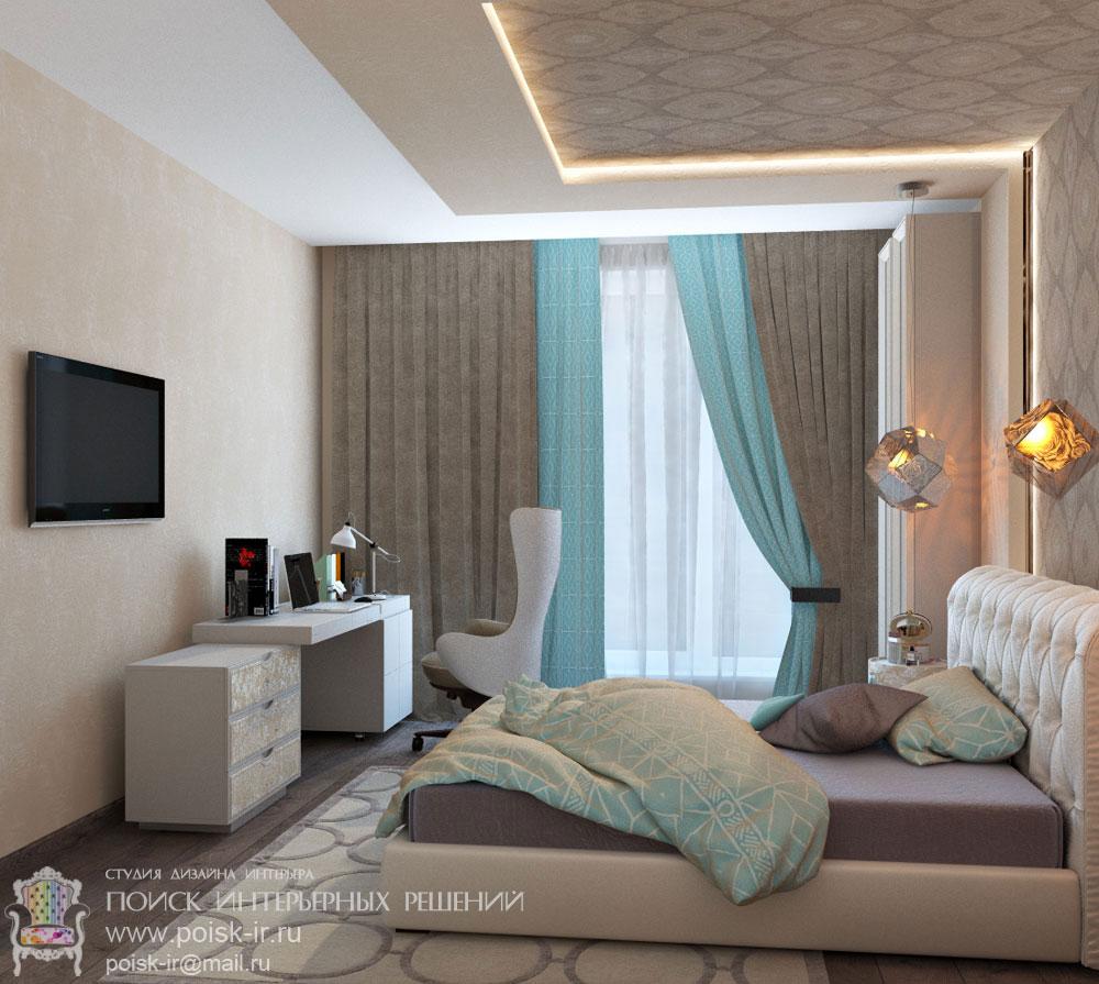 Лучшие интерьеры квартир - работы наших дизайнеров. эскизы -.
