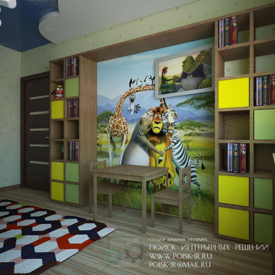 Интерьеры подростковых комнат для мальчиков фото