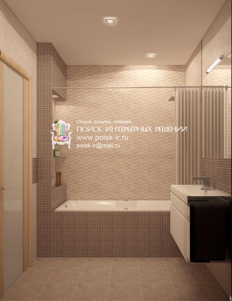 Дизайн детских ванных комнат