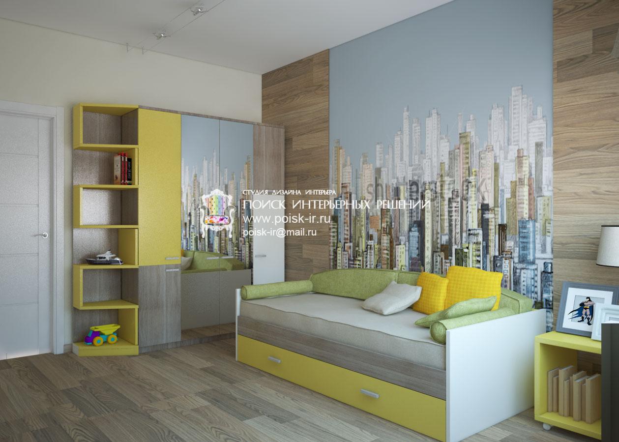 Дизайн комнаты фото 2018 современные идеи для подростка