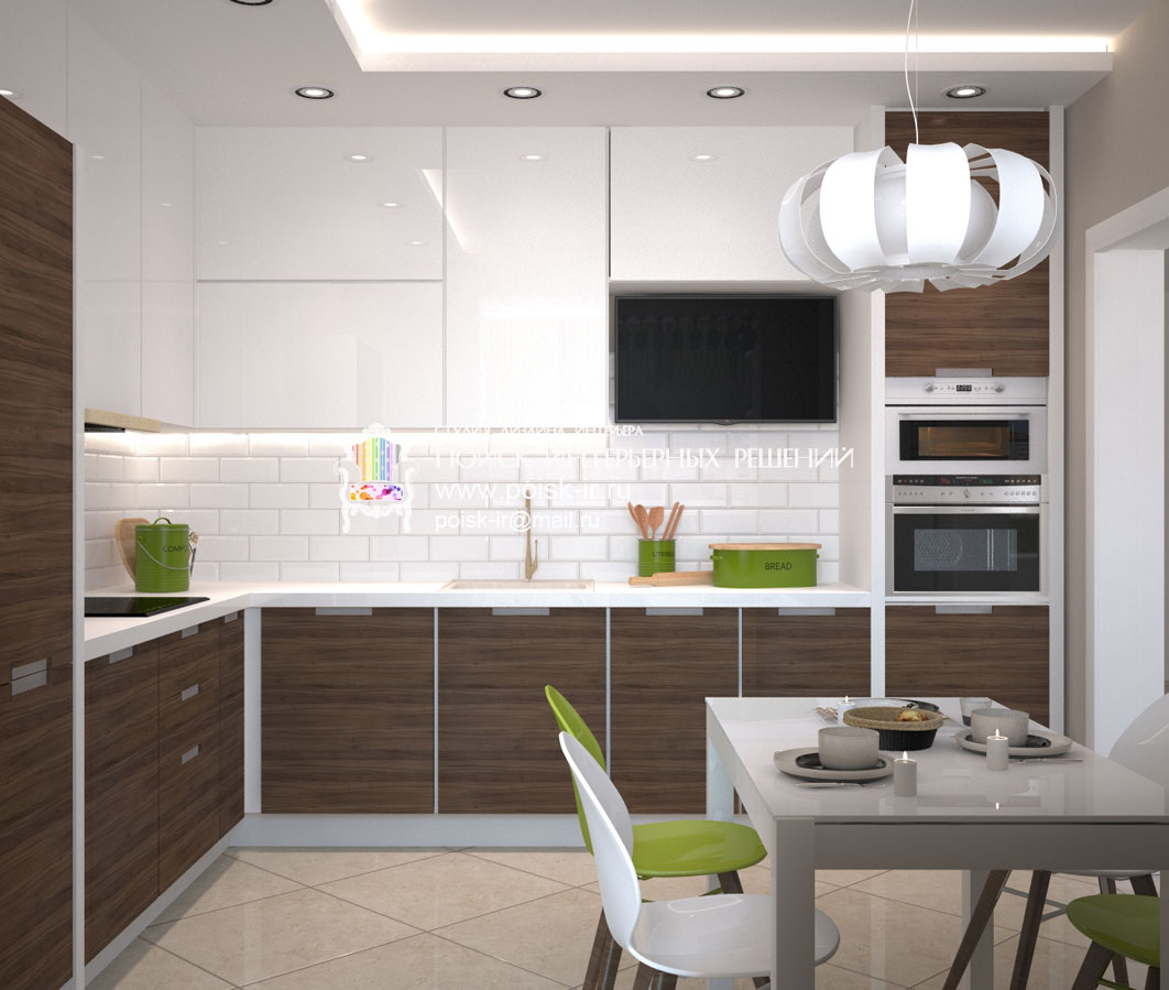 Кухня дизайн светлая фото дизайн 2018