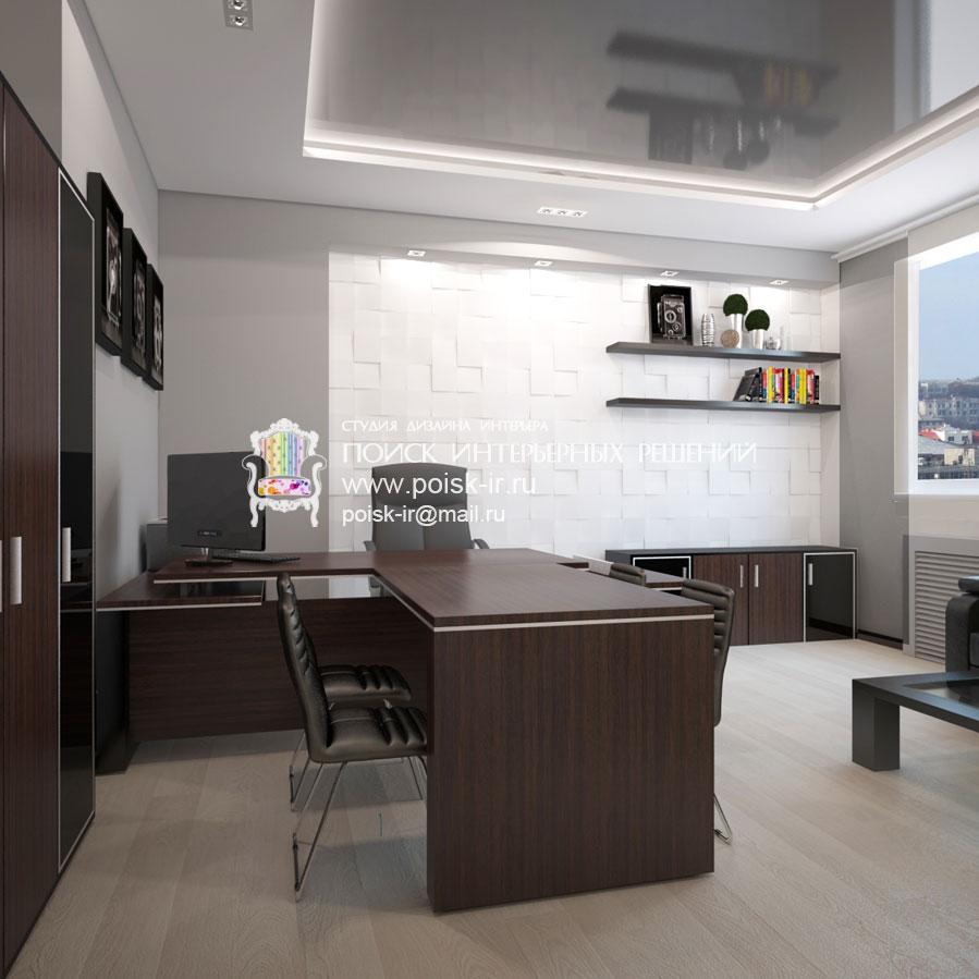 Ремонт офиса под ключ в Москве - цены на отделку и ремонт
