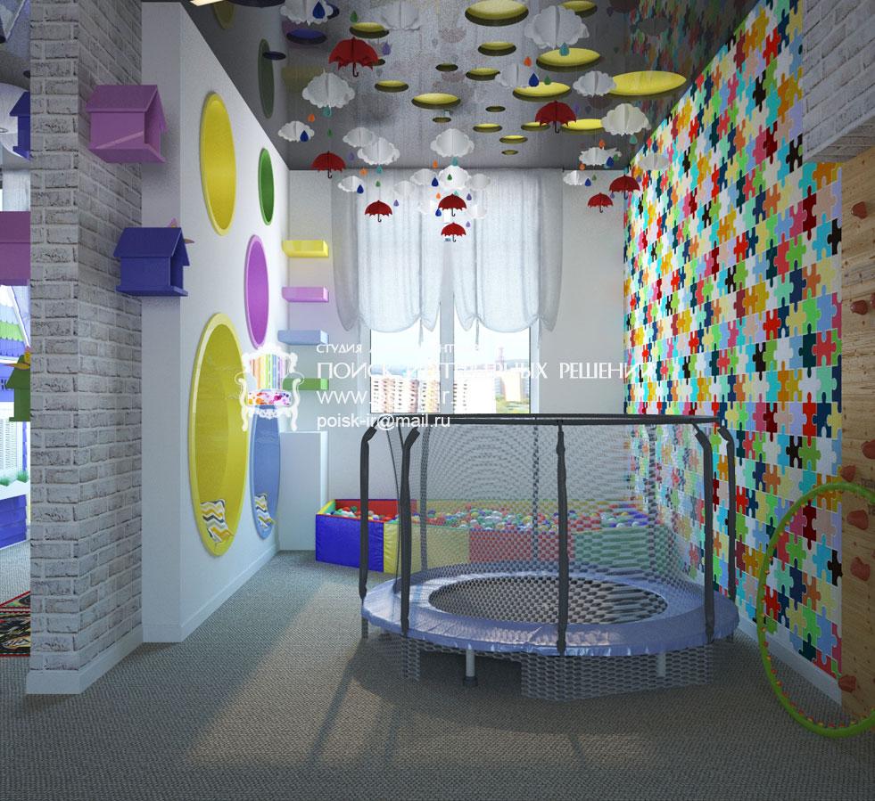 Детский центр фото интерьеров