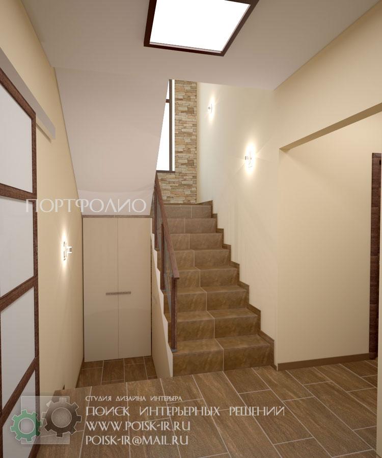 Фото лестниц на второй этаж в частном доме 10 фотография