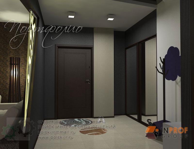 Квартиры - дизайн интерьера холлов и коридоров - стр. 6 (шес.