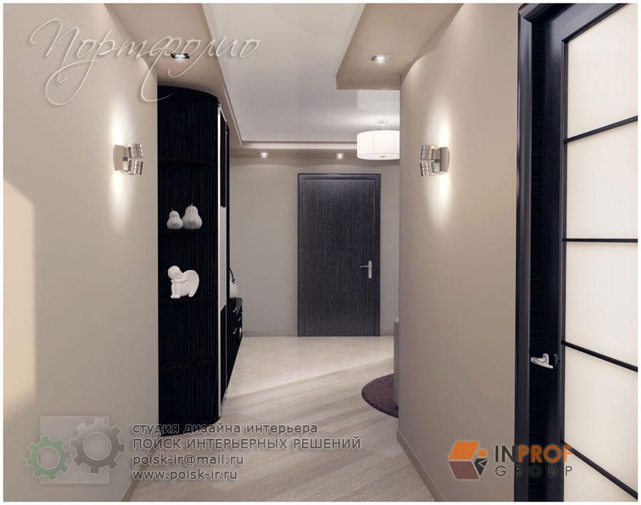 Большие холлы - дизайн интерьера холлов и коридоров - стр. 4.