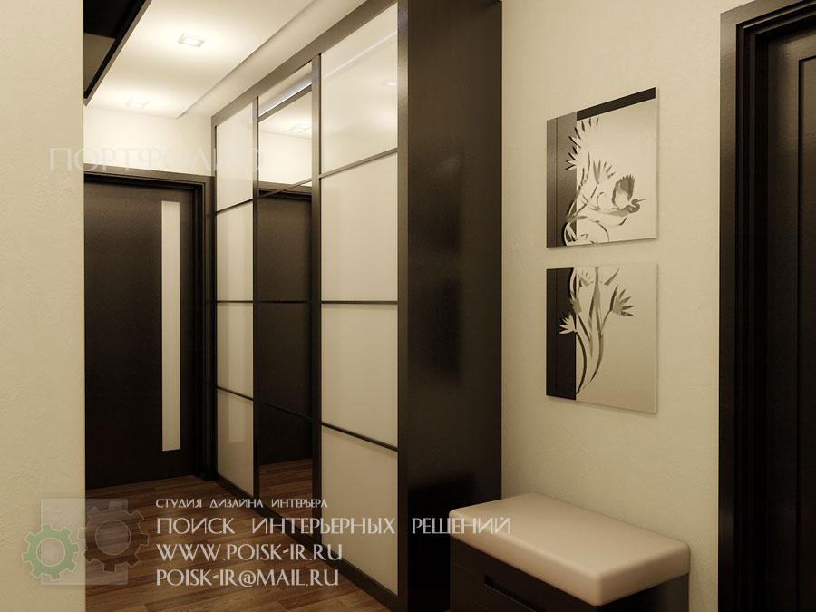 Маленькие прихожие - дизайн интерьера холлов и коридоров эск.