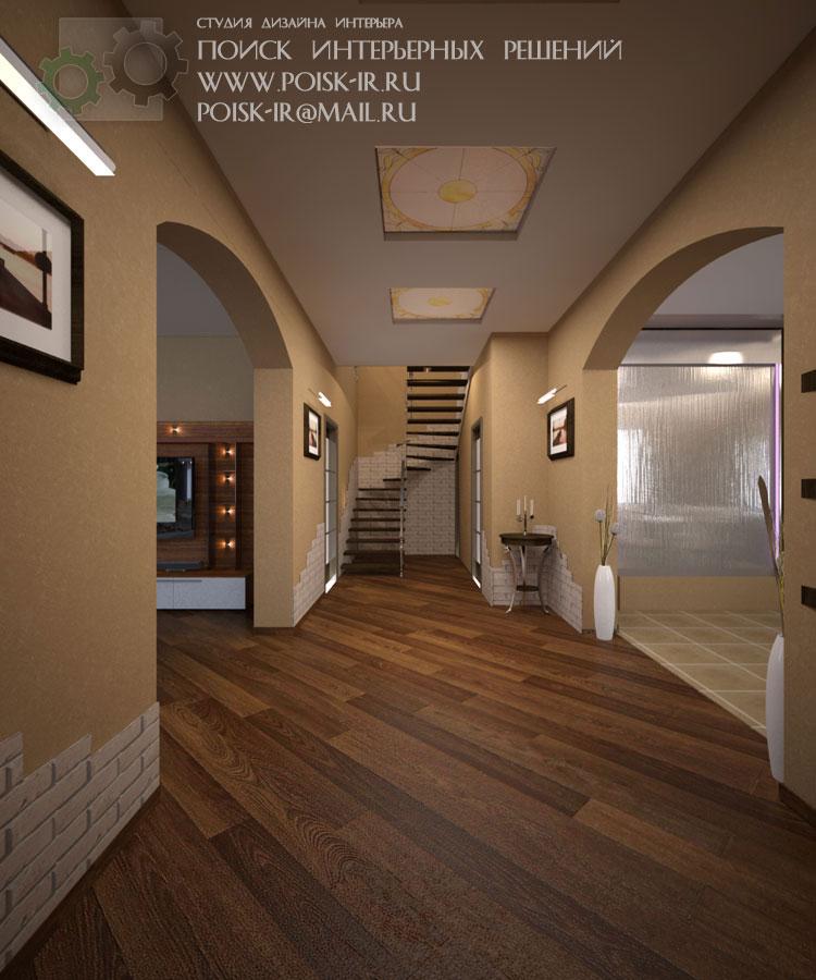 Фото дизайна лестниц на второй этаж