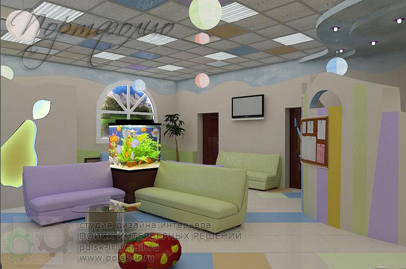 Учебный центр на дизайна интерьера