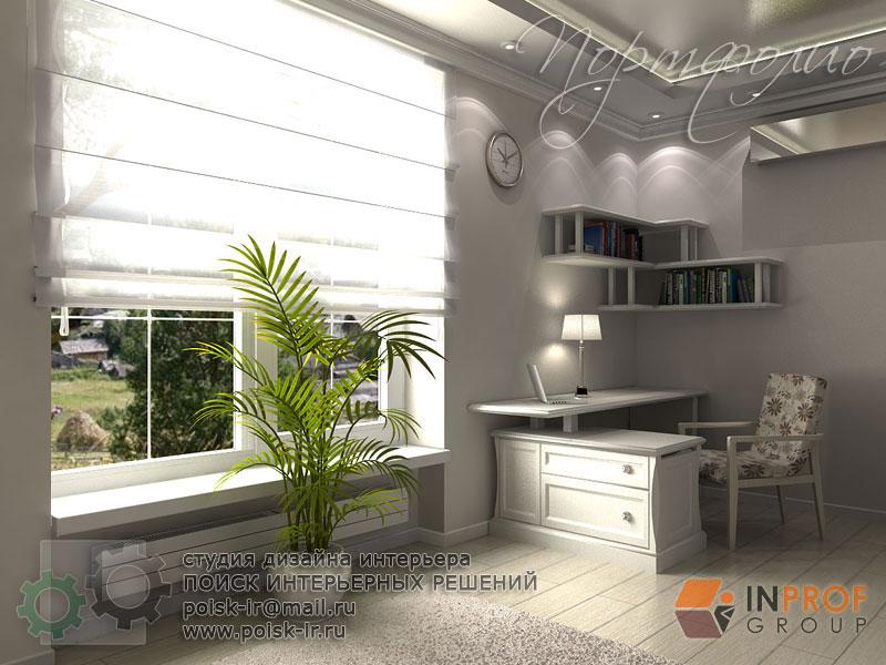 Интерьеры домашних кабинетов в классическом стиле