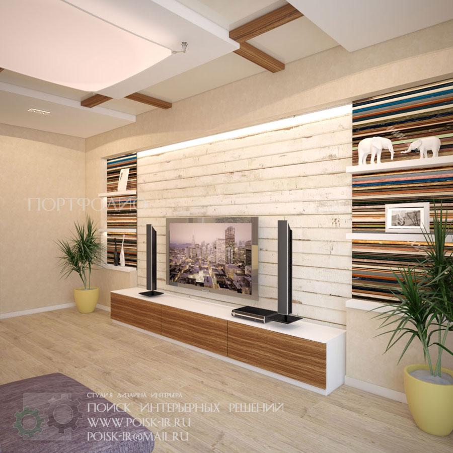 Дизайн гостиной с серыми шторами фото