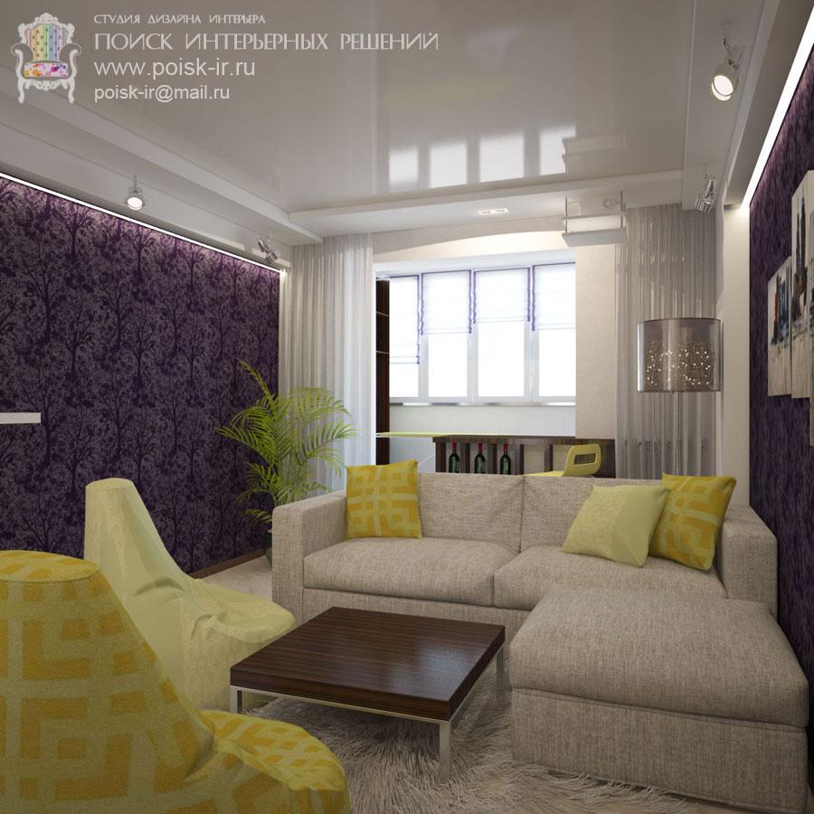 Дизайн интерьера гостиной - стр. 11,666666666667.