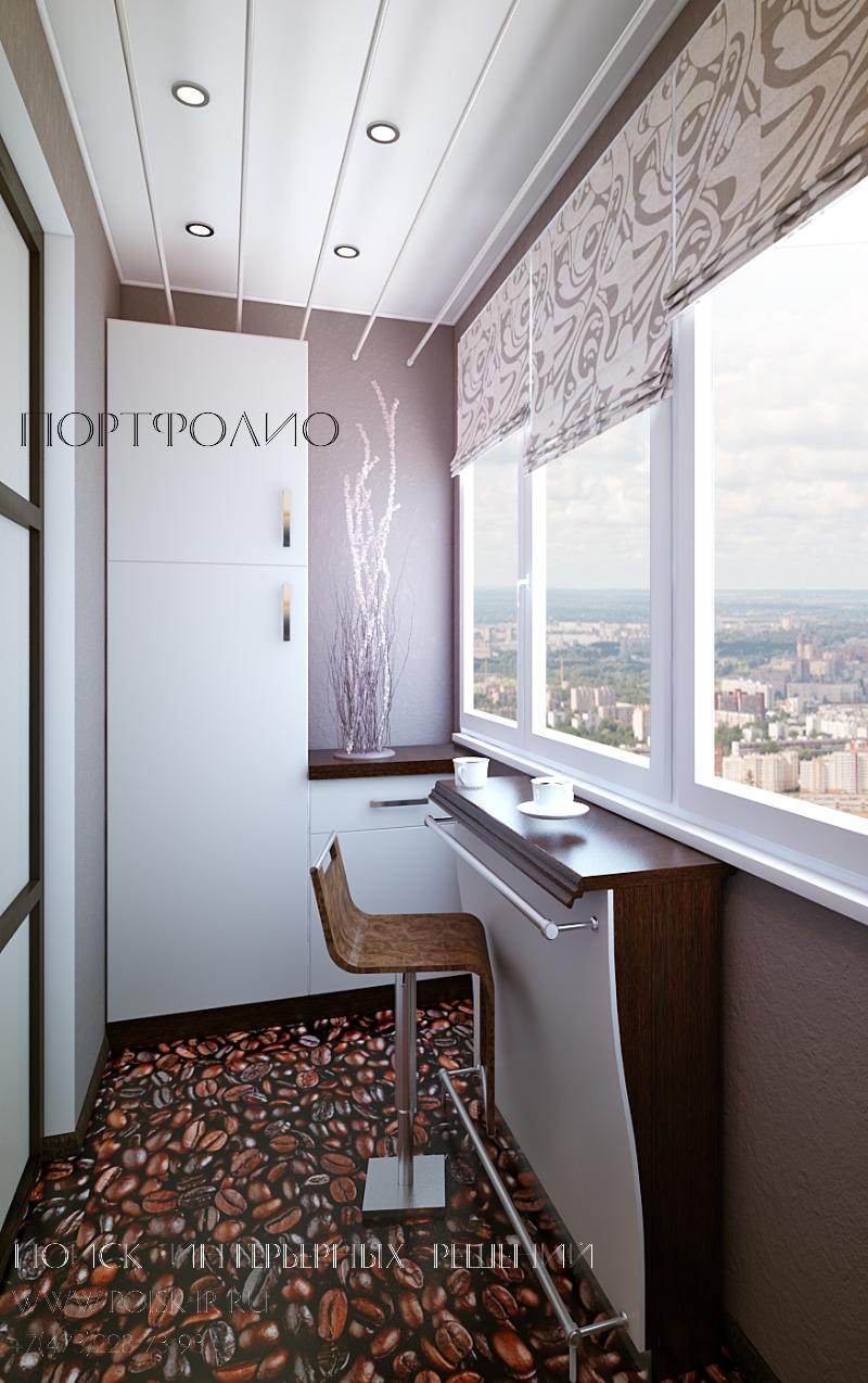 Балкон / интерьер / балкон и лоджия / pinme.ru / pinme.