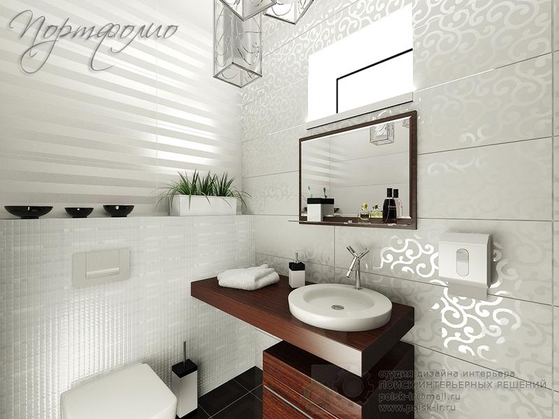 дизайн ванных комнат совмещенных с туалетом фото с мозаикой