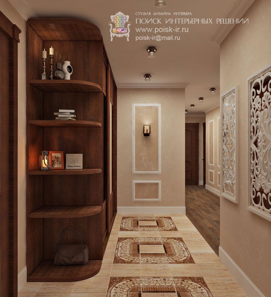 Фото дизайн коридора-холла