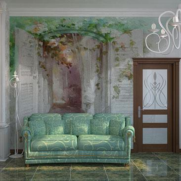 Дизайн интерьера гостиной комнаты на нашем сайте галерея с фото и картинками.