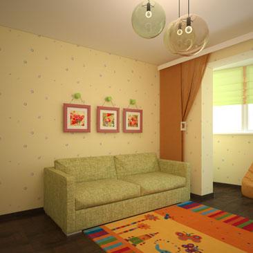 Дизайн балкона, присоединенного к детской фото, картинки.