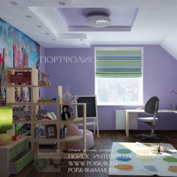 Дизайн детской комнаты, фото интерьера для детей, 10000 идей и фото для детских комнат.