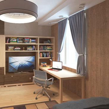 красивые дизайнерские проекты интерьеров детских комнат для мальчиков и девочек - фотогалереи