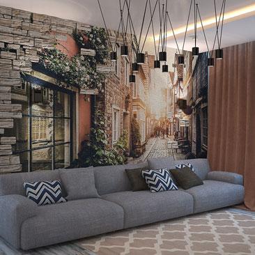 Дизайн интерьеров Москва