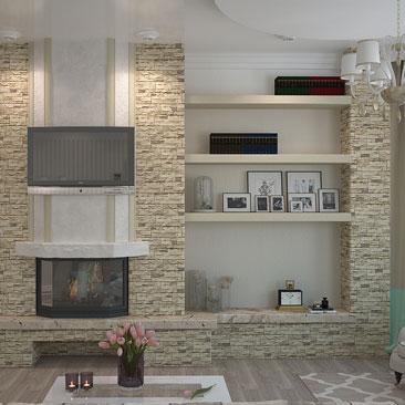 Дизайн интерьера в Москве и Московской области