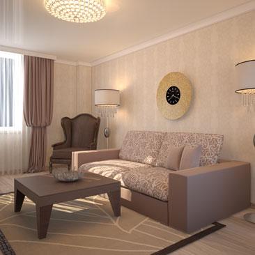 Интерьеры гостиных фото. Дизайн интерьера зала.