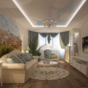Дизайн интерьера Москва Северо-Восточный округ