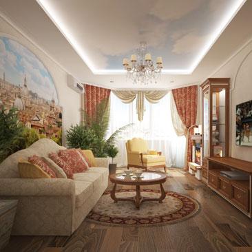 Дизайн интерьера Москва Северный округ