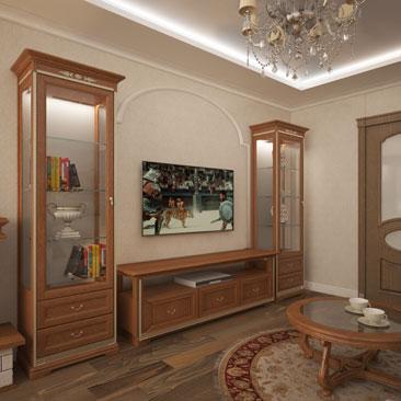 Дизайн интерьера Москва Центральный округ
