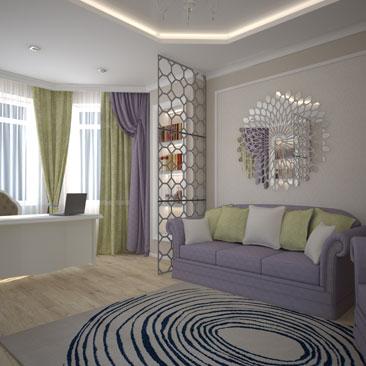 Дизайн гостиной фото.
