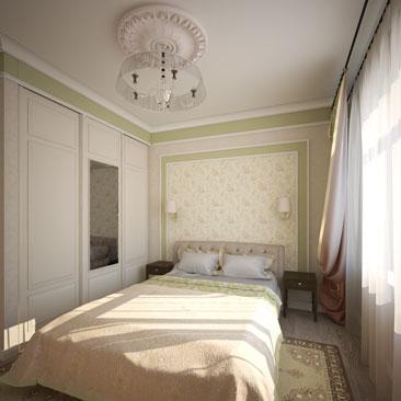 Проектирование гостевых комнат недорого - дизайн-проекты интерьеров.