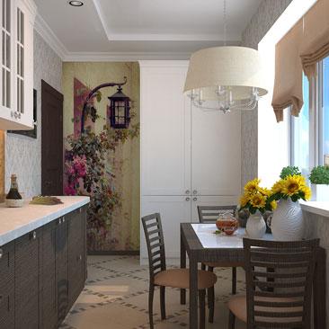 Дизайн кухни, интерьеры, дизайн проектирование.