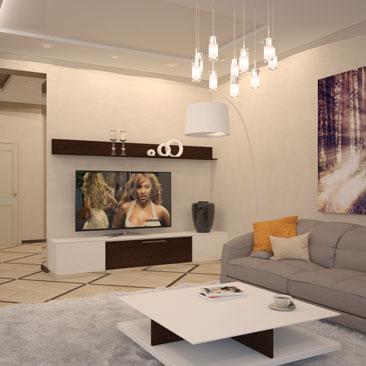Дизайн интерьера в Ивантеевке