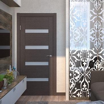 Дизайн гостиной фото - цветовой и фактурный контраст в интерьере гостиной.