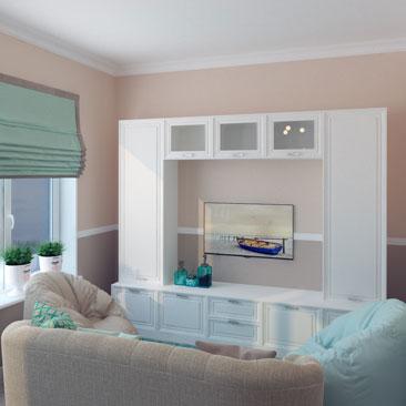 Дизайн гостиных комнат - студия интерьерных решений, проекты, перспективы.