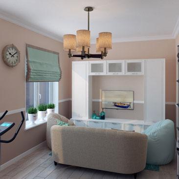 Дизайн гостиной - студия интерьерных решений, проекты.
