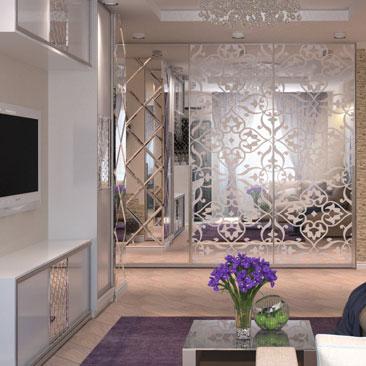 Интересные интерьеры гостиной - интересные дизайны интерьера.
