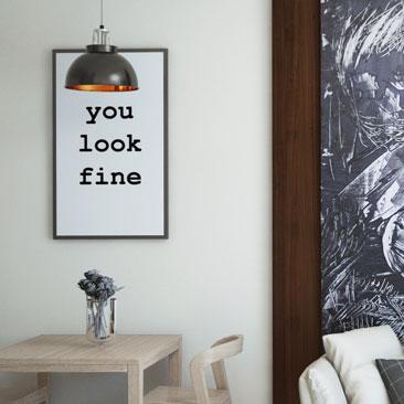 Дизайн-решение квартиры-студии - портфолио интерьерных проектировщиков.