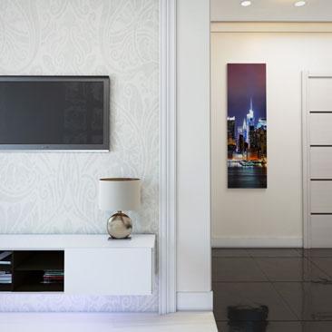 Дизайн-решения гостиных - фотогалерея проектов.