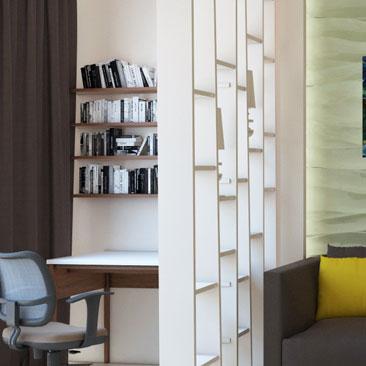 Интерьерные решения гостиных - дизайн-проекты, картинки, фото.