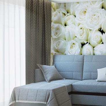 Интерьерные решения гостиных комнат - фото, картинки.