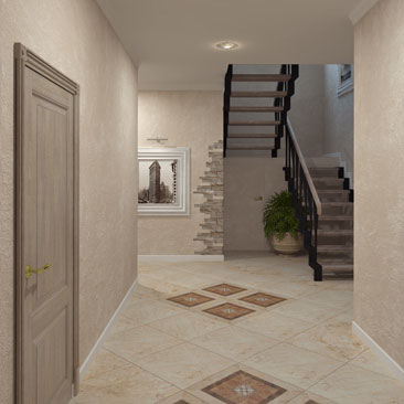 Дизайн лестницы в доме на второй этаж - фото дизайн-проектов.