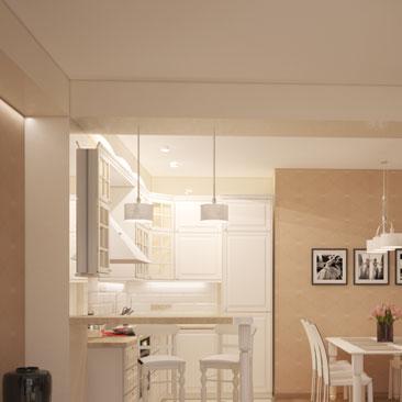 Идеи интерьера квартиры.