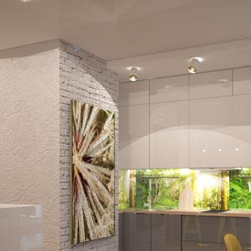 Идеи дизайна интерьера для маленькой комнаты Фото