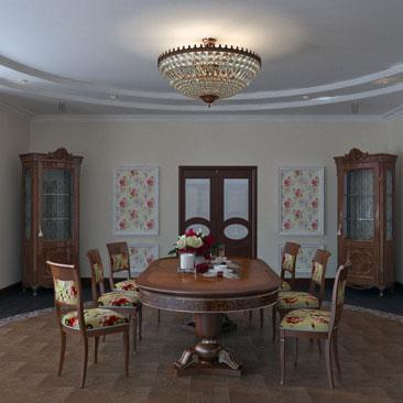 Уютные идеи по оформлению стен в кухне, столовой и во всём доме.
