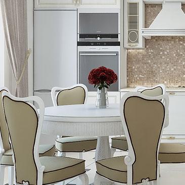 Фотоподборка идей для дизайна и декора кухни в квартире или коттедже.