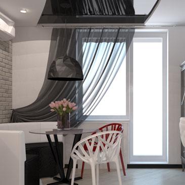 Идеи для интерьера кухни в стиле модерн.