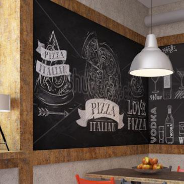Кухня в стиле лофт - дизайн, интерьер, ремонт, декор, идеи, фото.